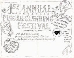Pisgah Climbing Festival 2012