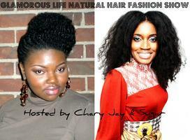 Glamorous Life Natural Hair Fashion Show