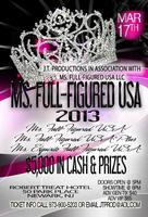 MS. FULL-FIGURED USA PAGEANT 2013
