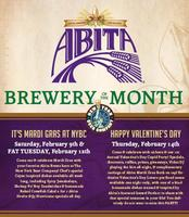 Mardi Gras Valentine's Day at The New York Beer...