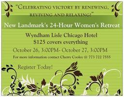 24 hour women's retreat