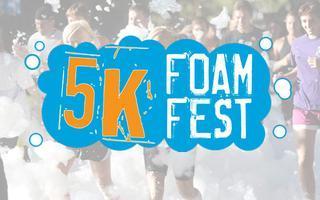 5K FOAM FEST - AUSTIN