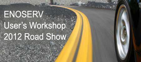 2012 ENOSERV Charlotte User's Workshop Road Show