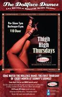 Thigh High Thursdays by The Dollface Dames