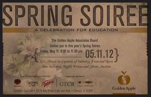 Golden Apple Associates Board Spring Soiree