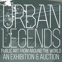 Urban Legends - Public Art From Around The World,...