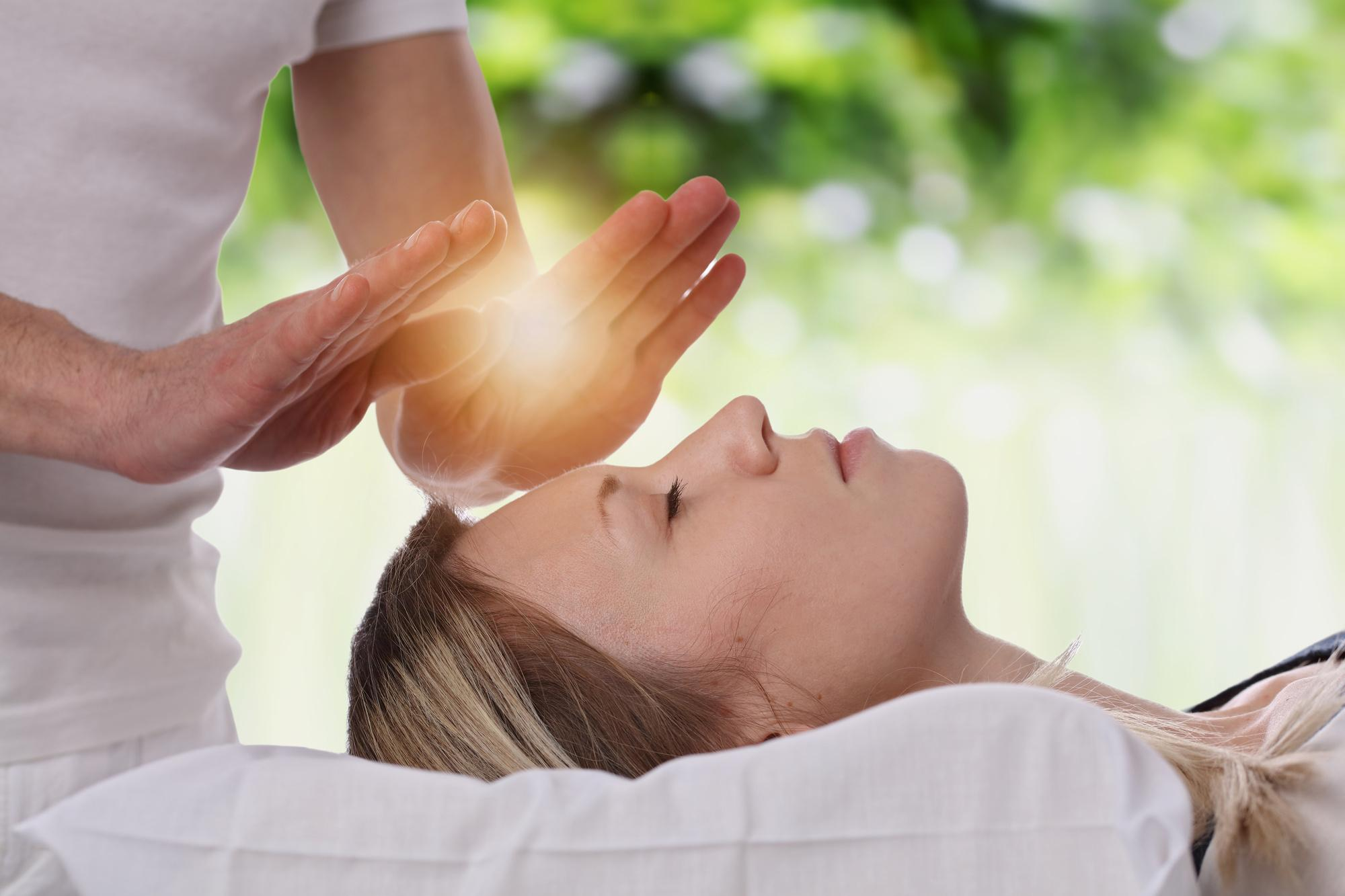 Usui REIKI Healing Level 2