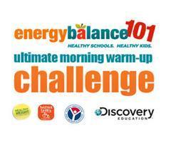 Energy Balance 101  Ultimate Morning Warm-Up Challenge