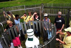 Weather Station Tour and Interpretive Walk