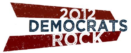 Democrats Rock 2012