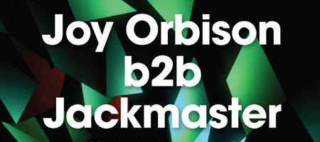 Numbers - Joy Orbison & Jackmaster