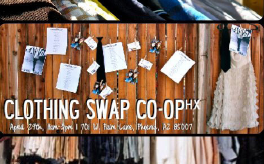 Clothing Swap CO-OPhx