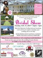 The Smyrna Bridal Show