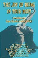 The Joy Of Being In Your Body Workshop