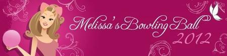 Melissa's Bowling Ball