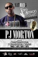Maroon 5 Member & Grammy Winner PJ Morton LIVE in...