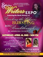 """Writer's Expo and Book Release of """"The Drama Queen's..."""