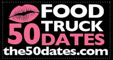 50 Food Truck Dates logo