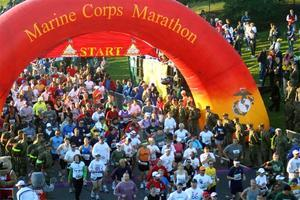 37th Annual Marine Corps Marathon
