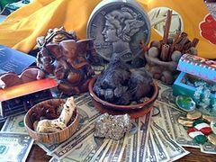 Prosperity Spells: Money Drawing in the Conjure...