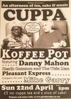 Cuppa at Koffee Pot