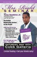 Mrs. Right Seminar  - The Truth About What Men Really...