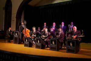 """""""A TOUR OF JAZZ"""" YOUTH CONCERT WITH THE JOHN BROWN BIG..."""