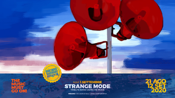 Mirano Summer Festival 2020 | Strange Mode | Tribute...