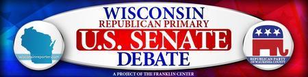 2012 Republican Primary Wisconsin U.S. Senate Debate