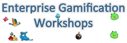 Enterprise Gamification Workshop / Amsterdam