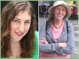 Bellies to Babies 2012 with Mayim Bialik, Ina May Gaskin...