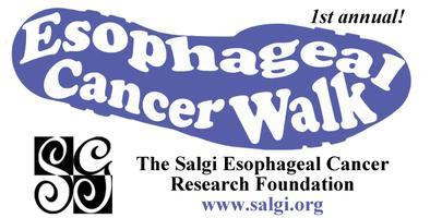 First Annual Esophageal Cancer Walk