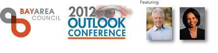 Bay Area Council Outlook 2012 -   Featuring Pres. Clinton,...