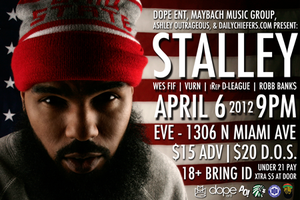 Stalley Live at Eve