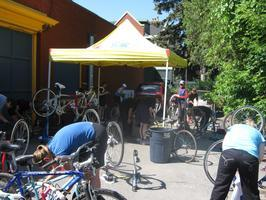 Bike Maintenance Clinic - MAY 13, 2012