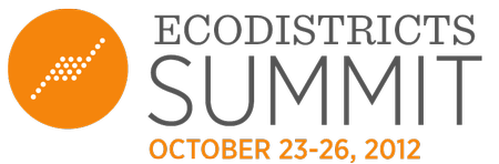 EcoDistricts Summit 2012
