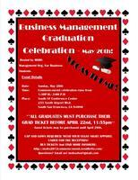 2012 MOBS Business Management Commencement Celebration...