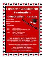 2012 MOBS Business Management Commencement Celebration...