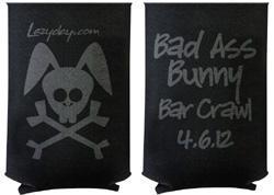 Bad Ass Bunny Bar Crawl