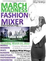MARCH MADNESS Fashion Mixer