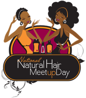 National Natural Hair Meetup Day presented...