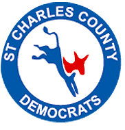 St. Charles County Democratic Central Committee, Morton Todd Chair logo