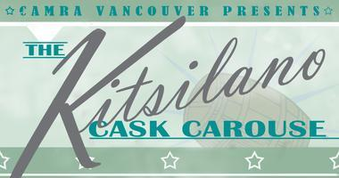 CAMRA Vancouver presents The Kitsilano Cask Carouse!