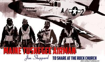 Heritage & History Night with Tuskegee Airman Jim...