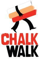 Bay City Chalk Walk 2012