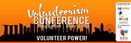 Volunteer Power!