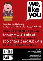 We, Like You NME Awards After Party