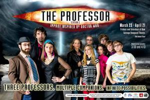 Gnap! Presents The Professor: Improv Inspired By...
