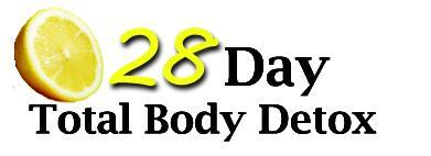 28 Day Total Body Detox - Live Nutrition Seminar Launch