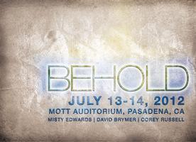 Behold  >> PIHOP Conference >> July 13-14, 2012